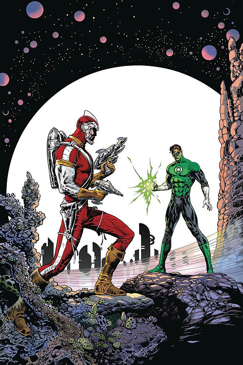 Green Lantern 06 - Cover A Sharp