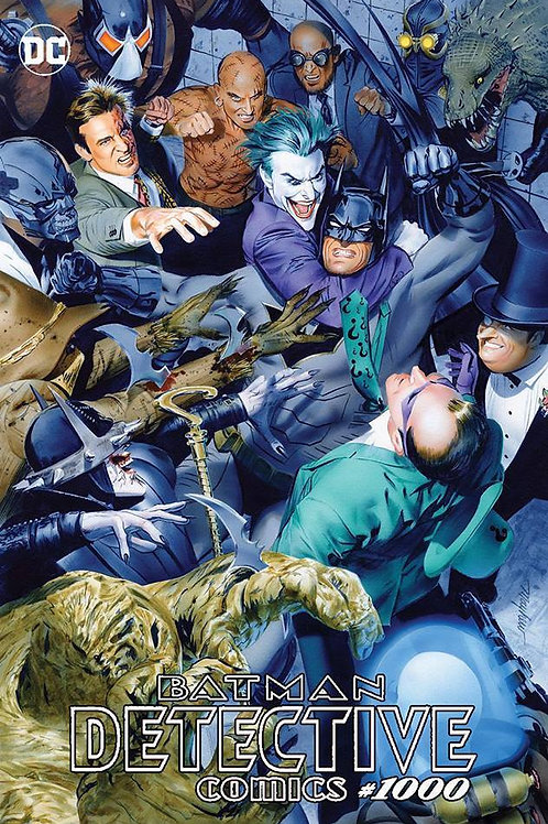 Detective Comics 1000 - Cover Mike Mayhew