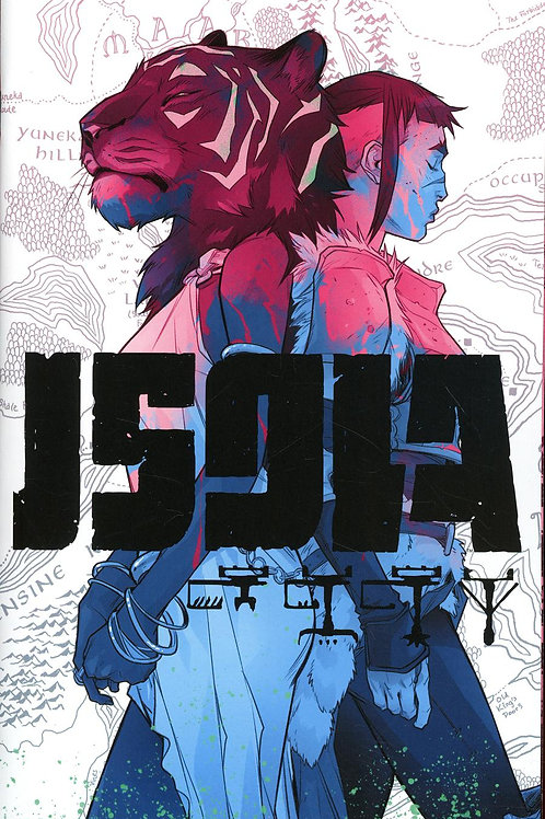 ISOLA 05 - Cover A Kerschl