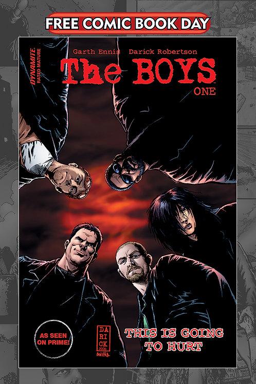 The Boys - FCBD 2020