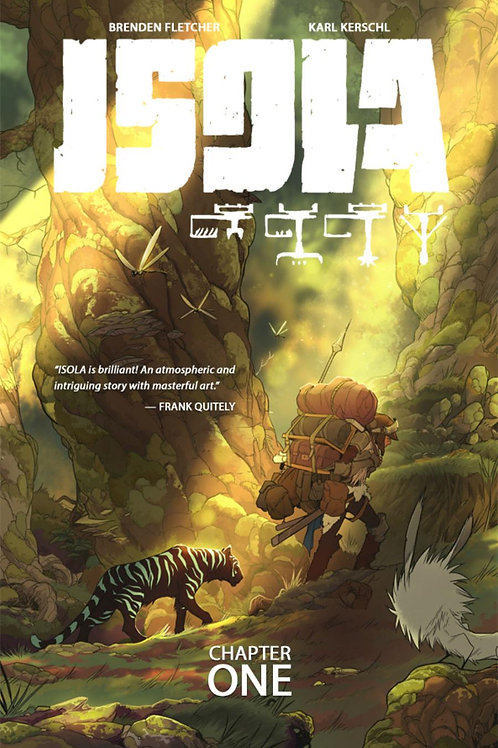 ISOLA - CHAPTER ONE TP