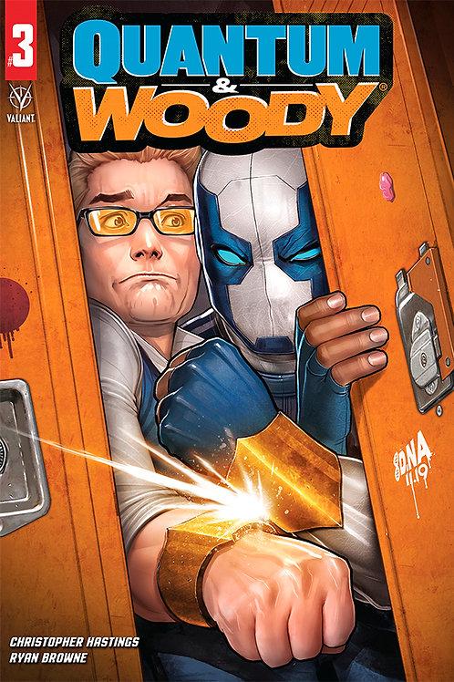 Quantum & Woody 03 - Cover A Nakayama