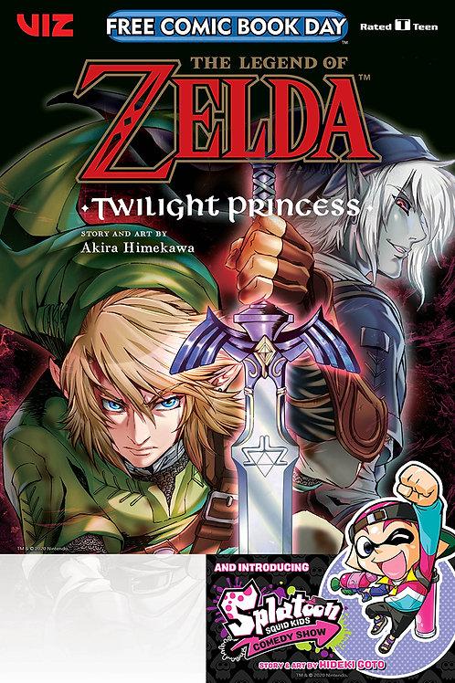 Legend of Zelda - FCBD 2020