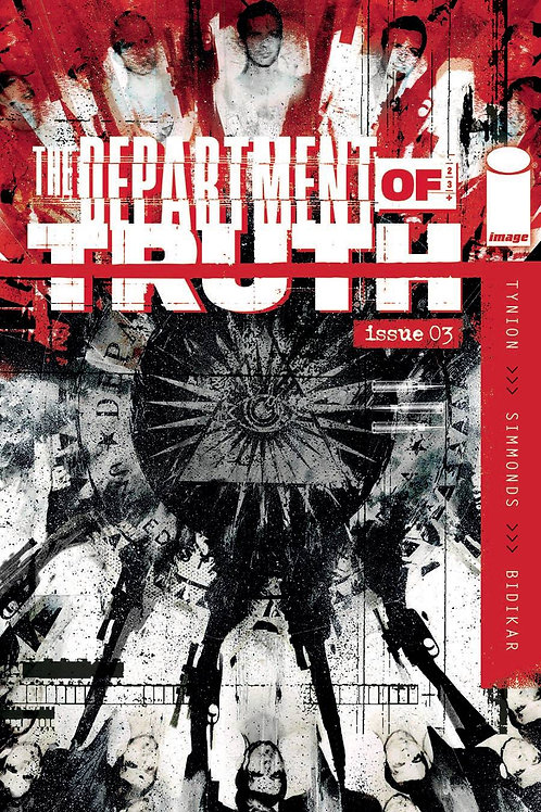THE DEPARTMENT OF TRUTH - 03A