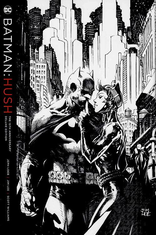 Batman Hush 15th Anniversary - Hard Cover LCSD 2017