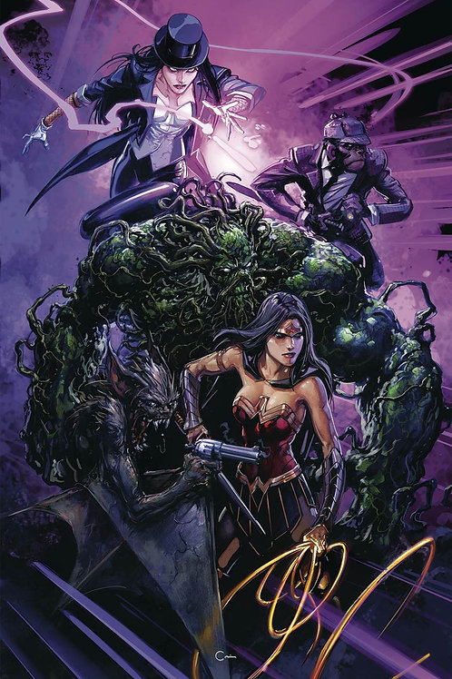 Justice League Dark 10 - Cover B Crain