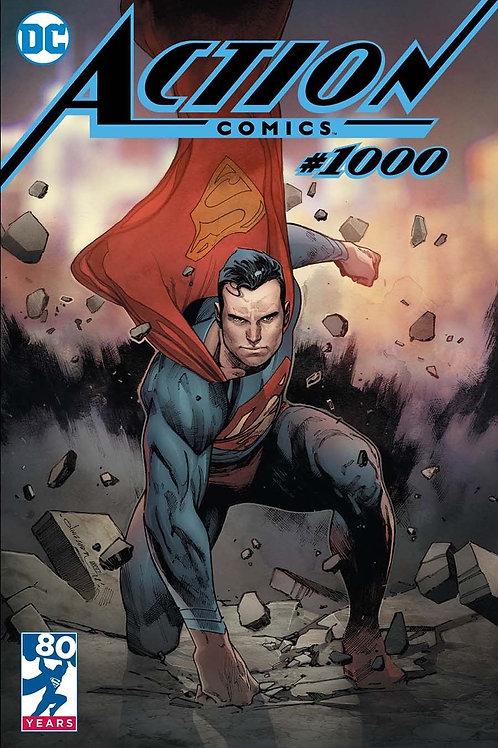 Action Comics 1000 - Olivier Coipel