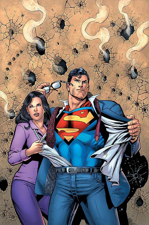 Action Comics 1000 - Cover H Dan Jurgens