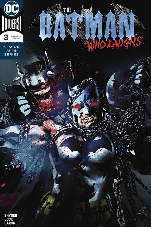 The Batman Who Laughs 03 - Cover A Jock