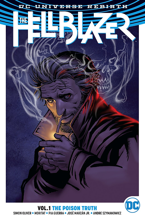 The Hellblazer: The Poison Truth - Vol 1