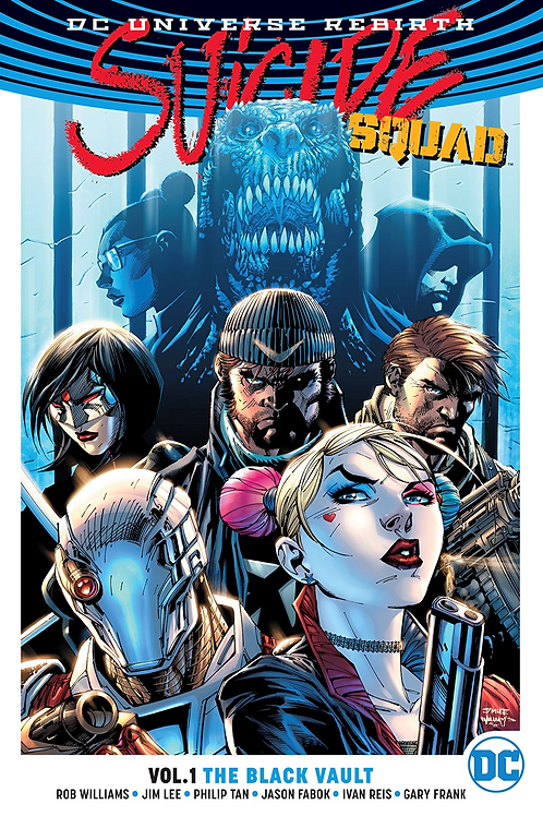 Suicide Squad: The Black Vault - Vol 1