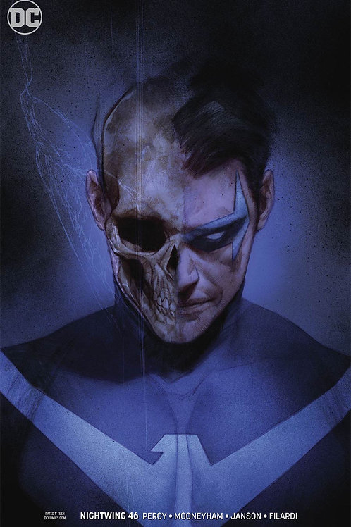 Nightwing 46 - Cover B John Romita Jr.