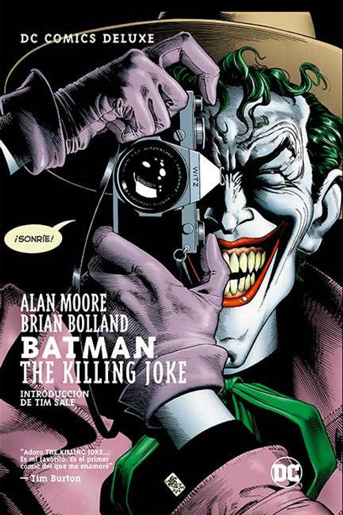 Batman: The Killing Joke - Deluxe Edition