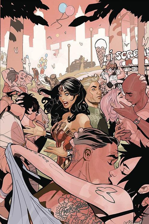 Wonder Woman 69 - Cover A Dodson