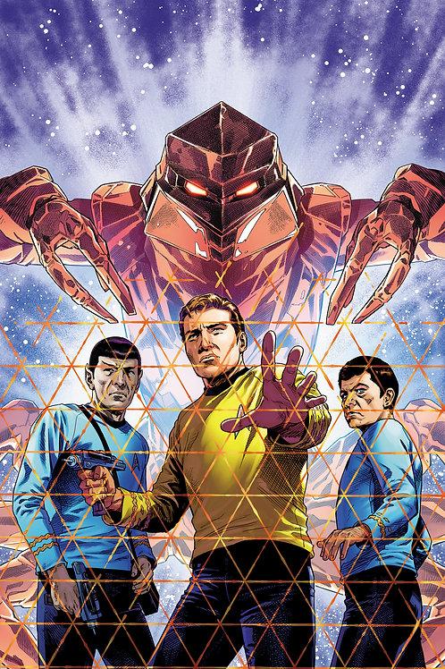 Star Trek Year Five 02 - Cover A Thompson