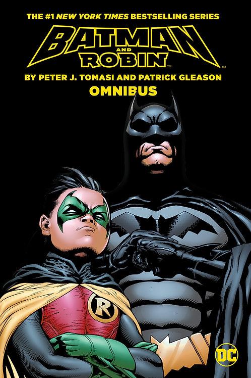 Batman and Robin . Omnibus
