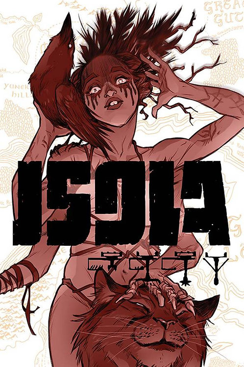 ISOLA 08 - Cover A Kerschl