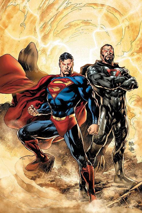 Superman 05 - Cover A Ivan Reis