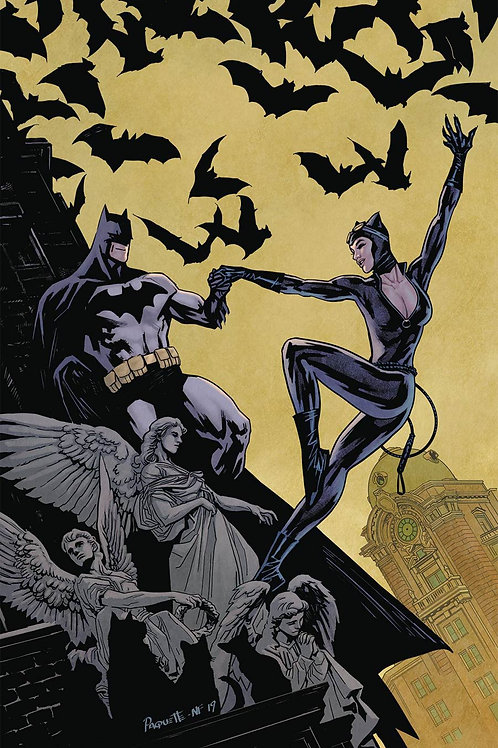 Batman 69 - Cover A Paquette