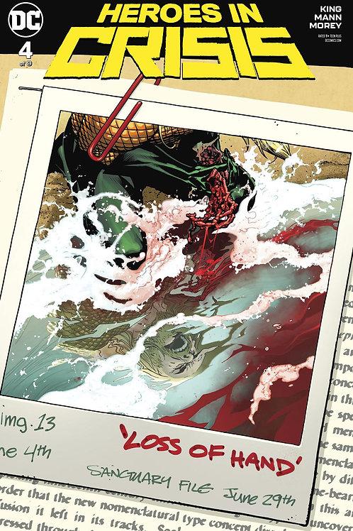 Heroes in Crisis 04 - Cover B Sook