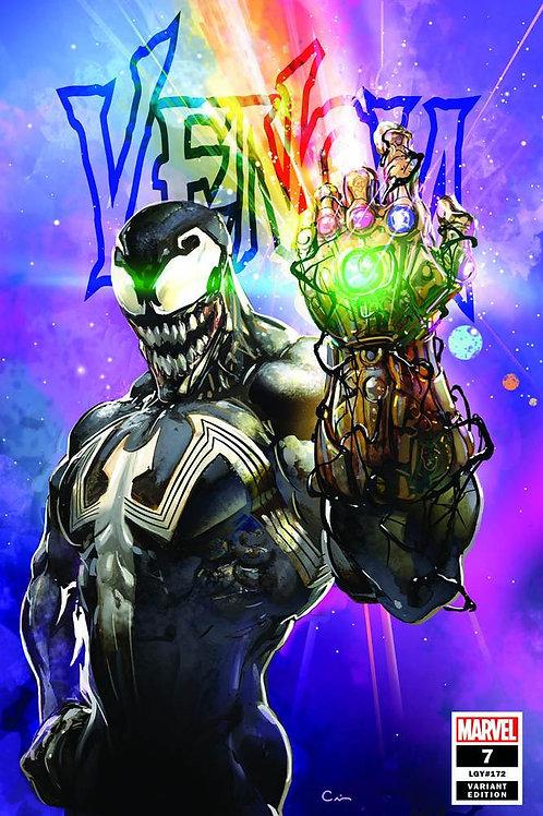 Venom 07 - Cover Crain