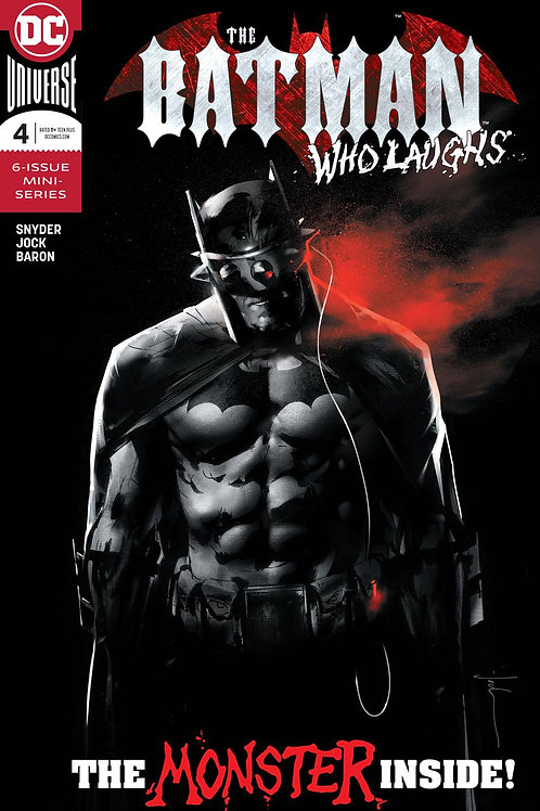 The Batman Who Laughs 04 - Cover A Jock