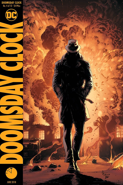 Doomsday Clock - Cover B