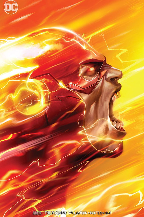Flash 49 - Cover B Francesco Mattina