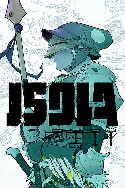 ISOLA 07 - Cover A Kerschl