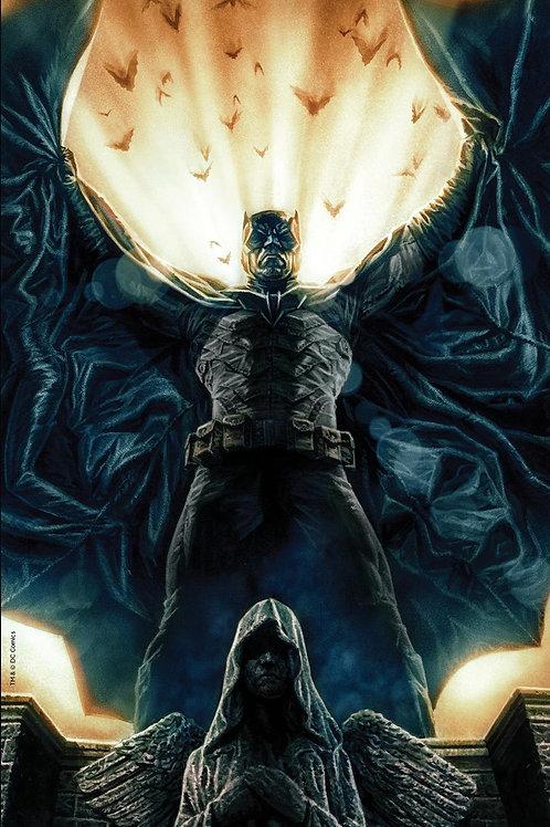 Detective Comics 1000 - Virgin Cover Lee Bermejo