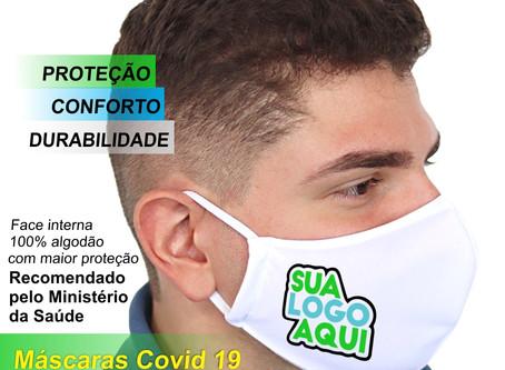 Dicas de como usar e manusear a máscara contra o Covid-19 | Gráfica VIP Cartões