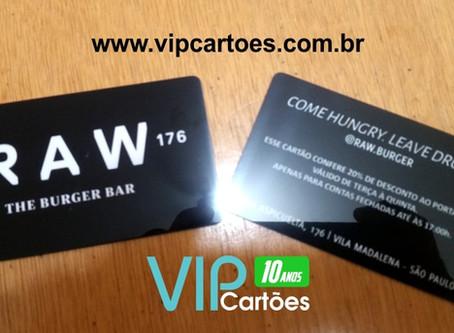 Portfolio 1 | VIP Cartões Gráfica
