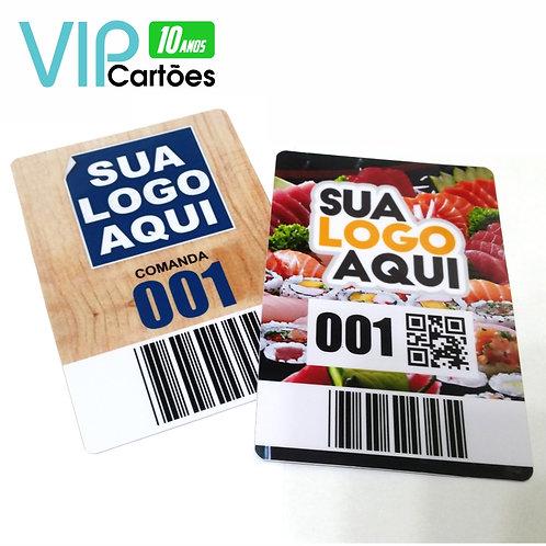 Comanda Eletrônica Bar Padaria E Restaurante - 60 Unidades
