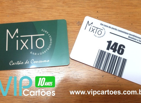 Portfolio | Comanda Eletrônica PVC | Identificador de Bagagem PVC | VIP Cartões