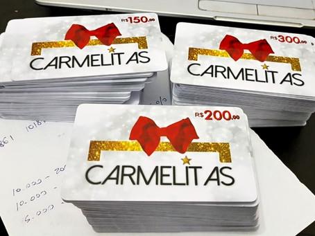 Mais um pedido entregue: Cartão Presente Gift Card para mais um parceiro lojista nesse nosso Brasil!