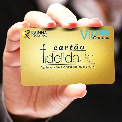 Cartão PVC Personalizado - Pacote com 70 unidades