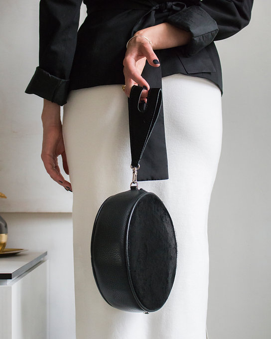 Round bags collection