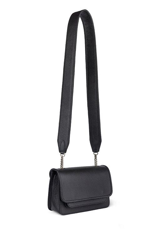 Vaskala mini black with strap