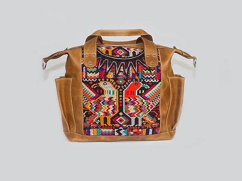 Huipil Convertible Day Bag 1536