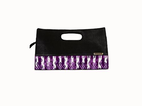 Handmade Luxury Bags - Mayan Crossbody Clutch