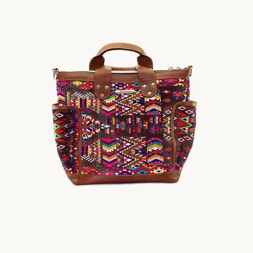 Guatemalan Textiles Backpack