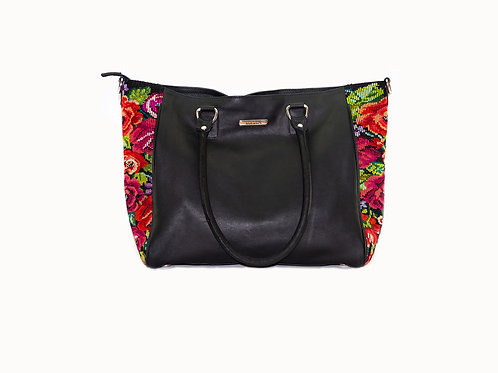 Ladies Leather Tote - YESSA Tote - 3262