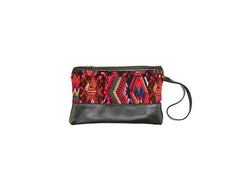 Mayan Textile Cosmetic Bag