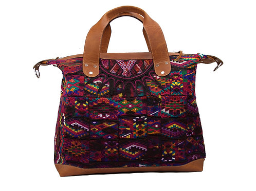 Weekender Bag Huipil
