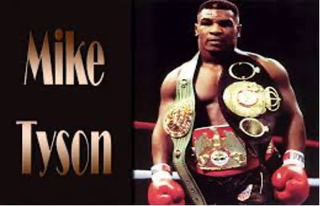 The Rise of Mike Tyson