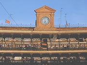 Reloj Morera Plaza de toros Valencia