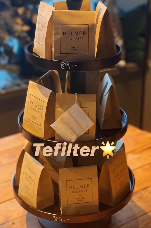 Tefilter, 50 stk.