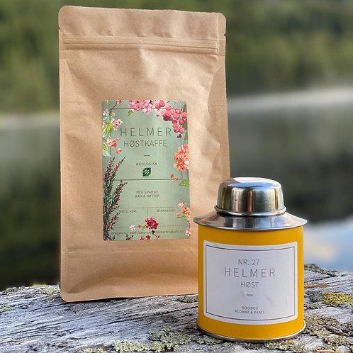 HELMER Høstkaffe 500g