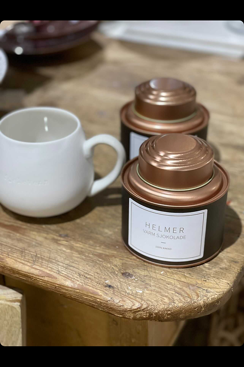 Varm sjokolade - 100% kakao
