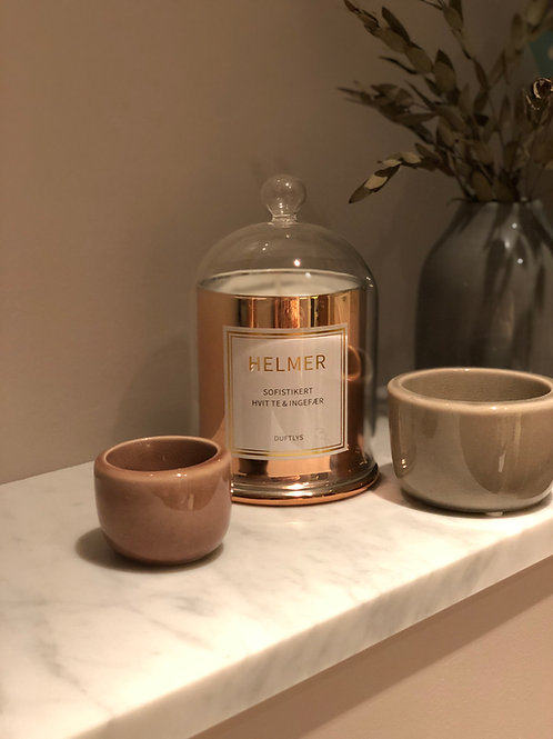 Sofistikert - Hvit Te & Ingefær 160g
